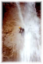 Waterfall Abseil